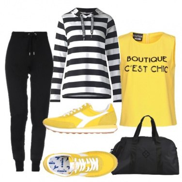 Outfit In forma con stile