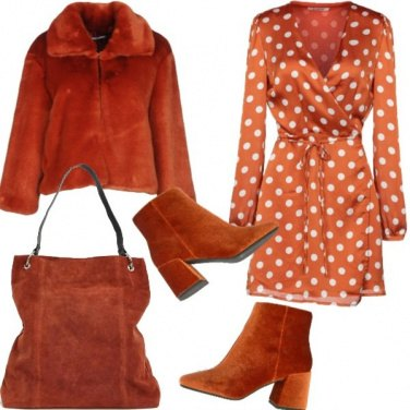 Outfit Trendy a pois