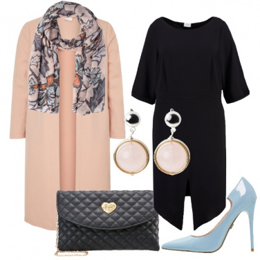 Outfit Morbido stile