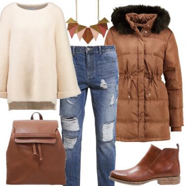 Outfit Un caldo inverno