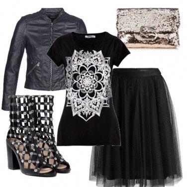 Outfit Rock mandala