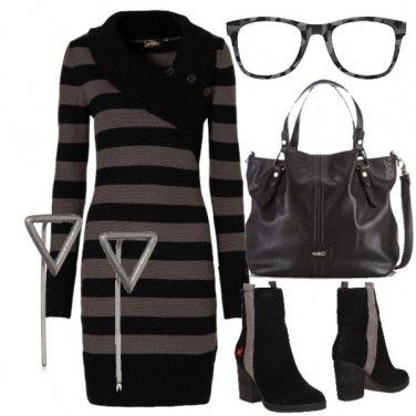 Outfit In ufficio comoda e trendy