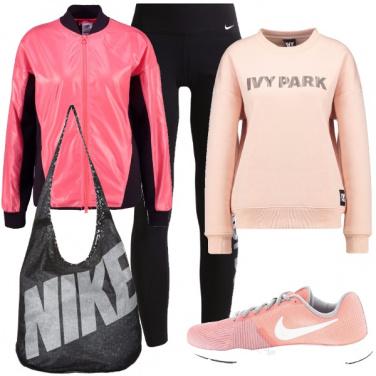 Outfit Sportiva dentro e bella fuori