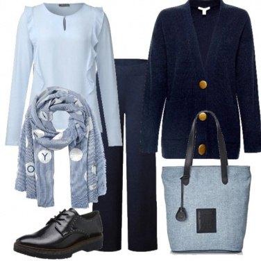 Outfit Classica ma ricercata
