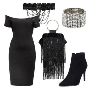 Outfit Sexy #3666