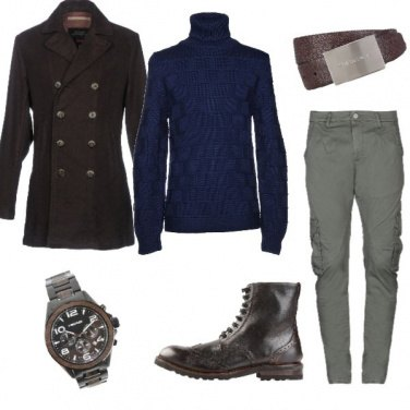 Outfit Casual #5176