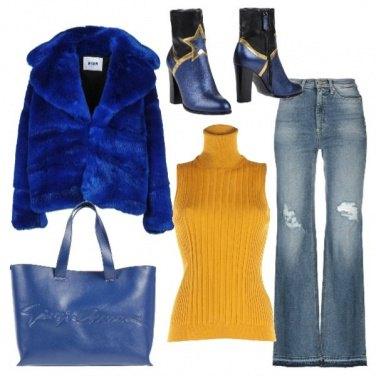 Outfit Festività in jeans