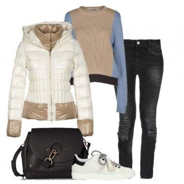 Outfit Aperitivo con amici