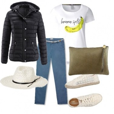 Outfit Banana style