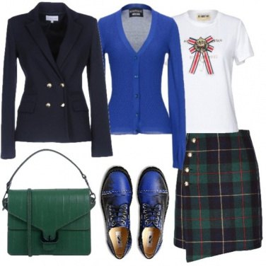 Outfit Il British style