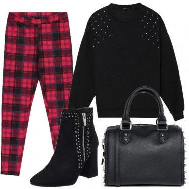 Outfit Shopping Glam