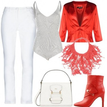 Outfit Collana importante