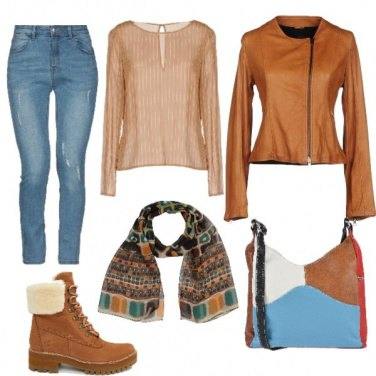 Outfit Foulard