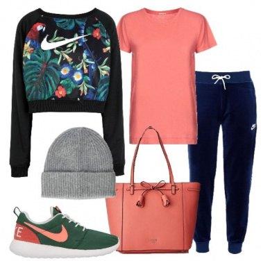 Outfit Look sport per tutti i giorni