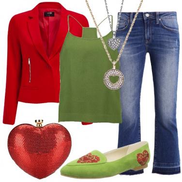 Outfit S. Valentino originale