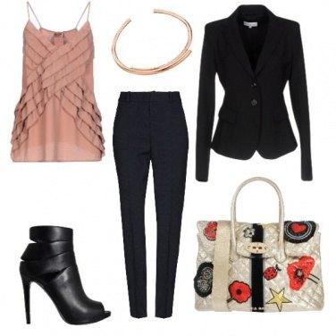 Outfit Cena di lavoro