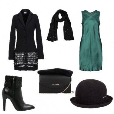 Outfit Outfit - cena Natalizia dell'ufficio