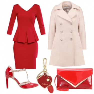 Outfit Un San Valentino speciale