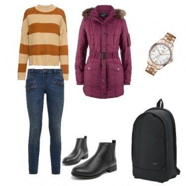 Outfit Urban, esame di economia