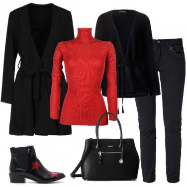 Outfit Natale casual