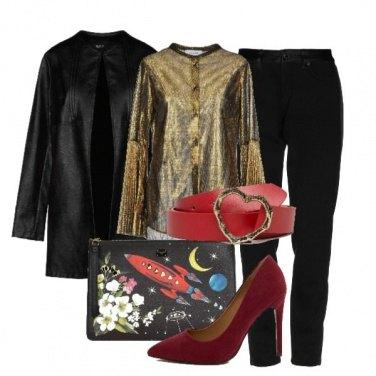 Outfit San Silvestro a casa