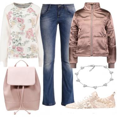 Outfit Romantica ragazza