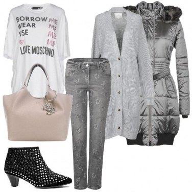 Outfit Comoda ma alla moda
