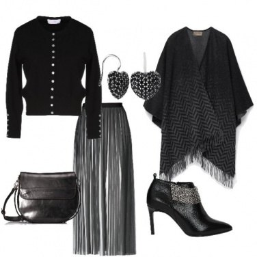 Outfit Nero grintoso