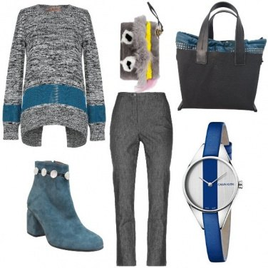 Outfit Stile basic