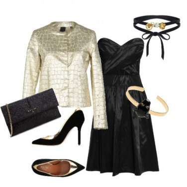 Outfit 18 carati