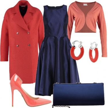 Outfit Il corallo blu