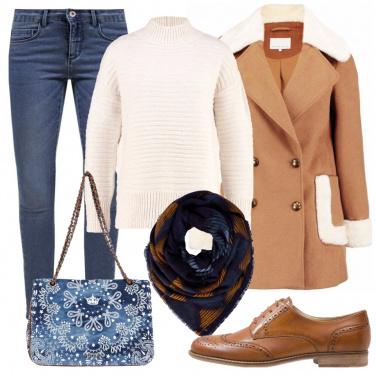 Outfit Leggermente bohemièn