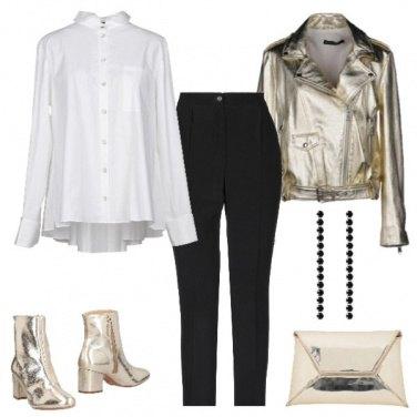 Outfit Non solo accessori glod