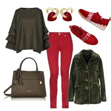 Outfit Di corsa per lo shopping natalizio
