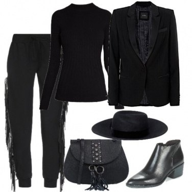 Outfit Ispirazione americana