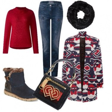 Outfit Natale easy