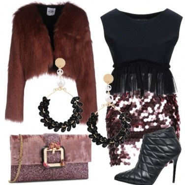 Outfit Party Stellare