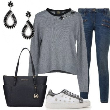 Outfit Luccicosa