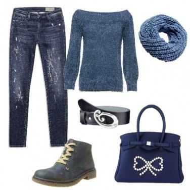Outfit Fiocchetto