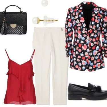 Outfit Domenica bon ton!