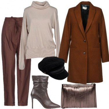 Outfit One winter\'s day