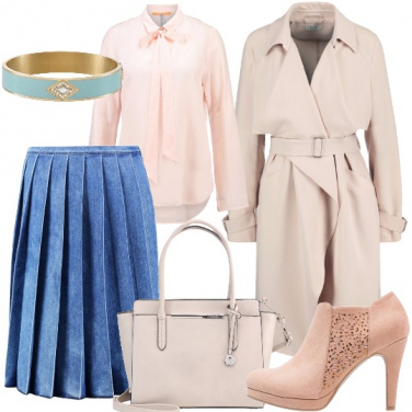 Outfit Signora romantica