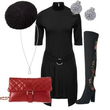 Outfit Stivale protagonista!!