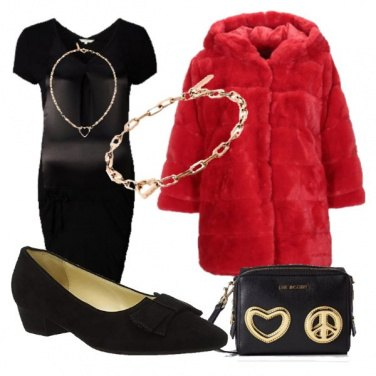 Outfit Natale in due