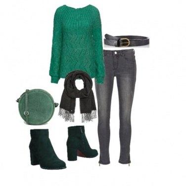 Outfit Laura cabrera pisano 11-12