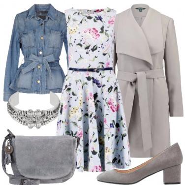 Outfit Romantica passeggiata