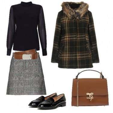 Outfit Basic, oggi sono perfettina