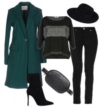Outfit Con il cappotto