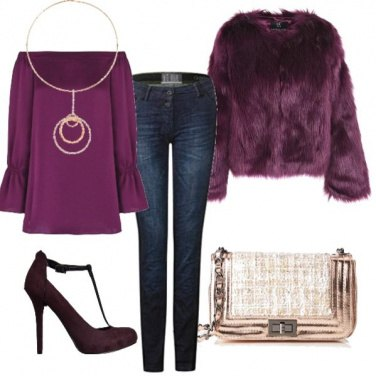 Outfit Ultraviolet Xmas