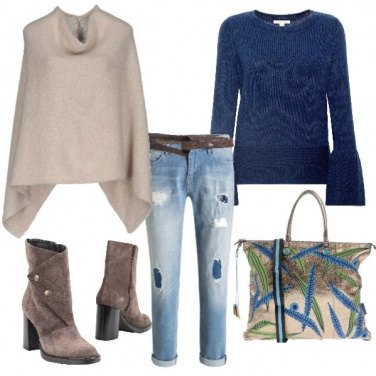 Outfit Basic in the city